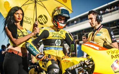 "Rins: ""I have not felt comfortable with the bike"""