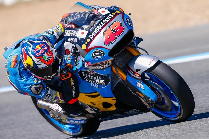 Jack Miller, Estrella Galicia 0,0 Marc VDS, Jerez, MotoGP Official Test
