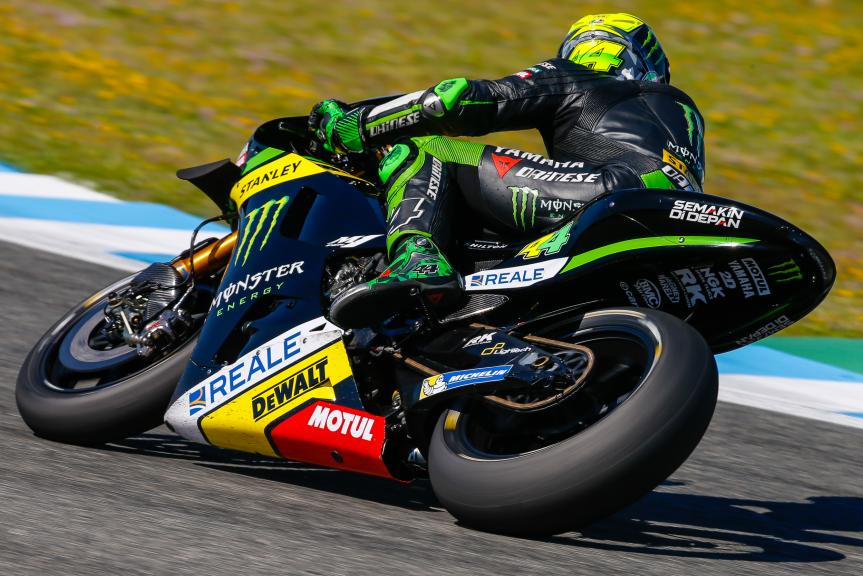 Pol Espargaro, Monster Yamaha Tech 3, Jerez, MotoGP Official Test