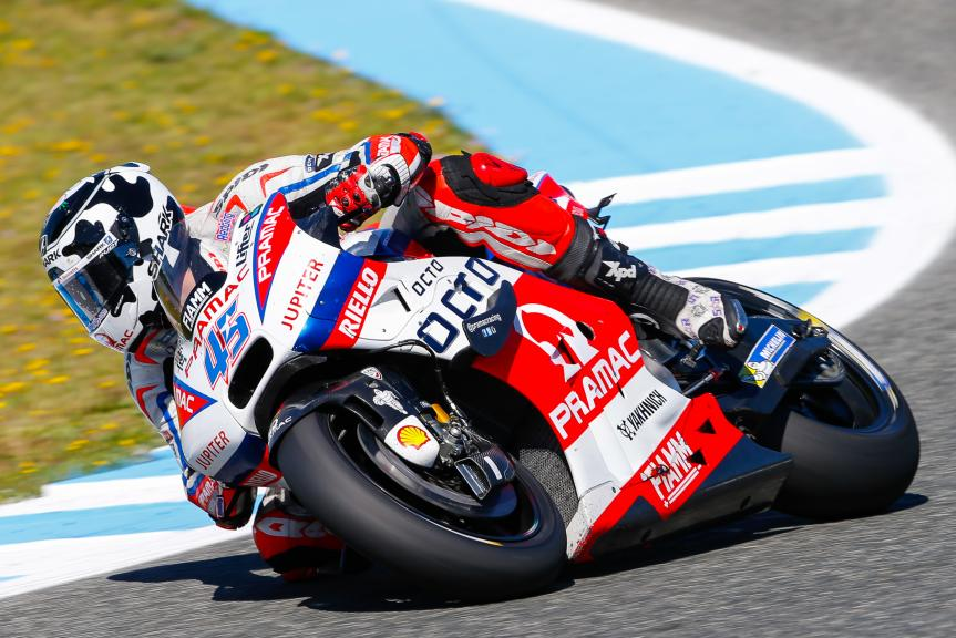 Scott Redding, OCTO Pramac Yakhnich, Jerez, MotoGP Official Test