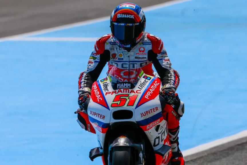 Michele Pirro, OCTO Pramac Yakhnich, Jerez, MotoGP Official Test