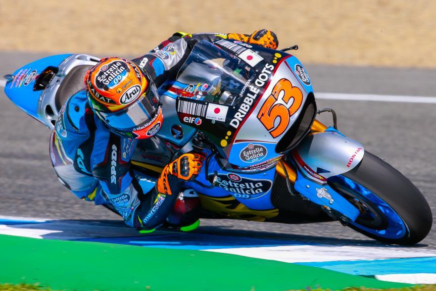 Tito Rabat, Estrella Galicia 0,0 Marc VDS, Jerez, MotoGP Official Test