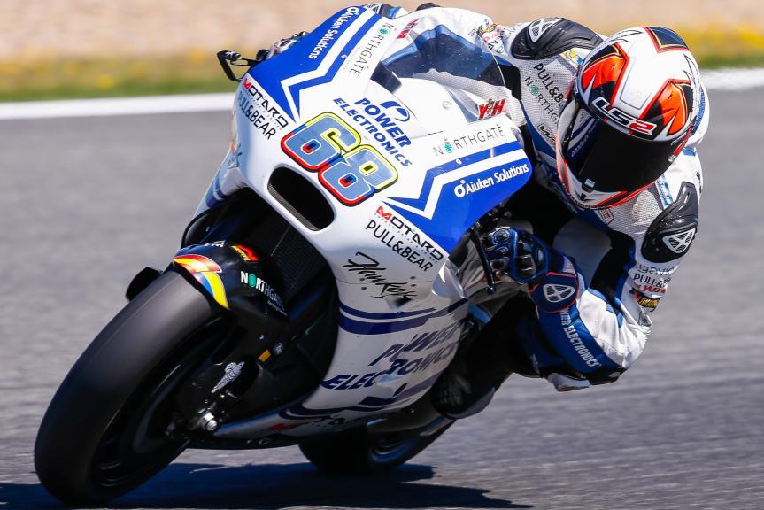 Yonny Hernandez, Aspar Team MotoGP, Jerez, MotoGP Official Test