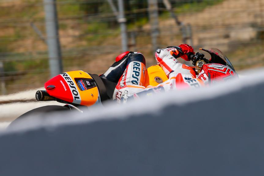 Marc Marquez, Repsol Honda Team, Jerez, MotoGP Official Test