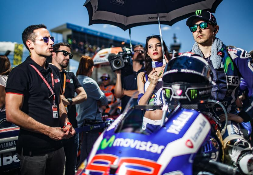 Jorge Lorenzo, Movistar Yamaha MotoGP, Gran Premio Red Bull de España © Alex Chailan / David Piolé