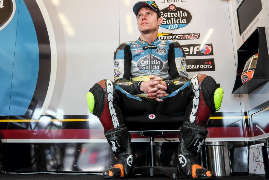 Tito Rabat, Estrella Galicia 0,0 Marc VDS, Jerez MotoGP Official Test