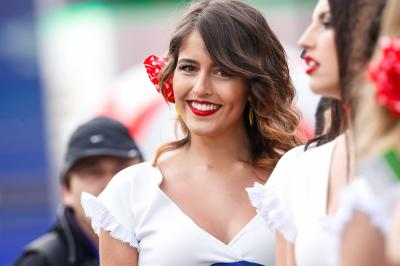 The Paddock Girls of the #SpanishGP