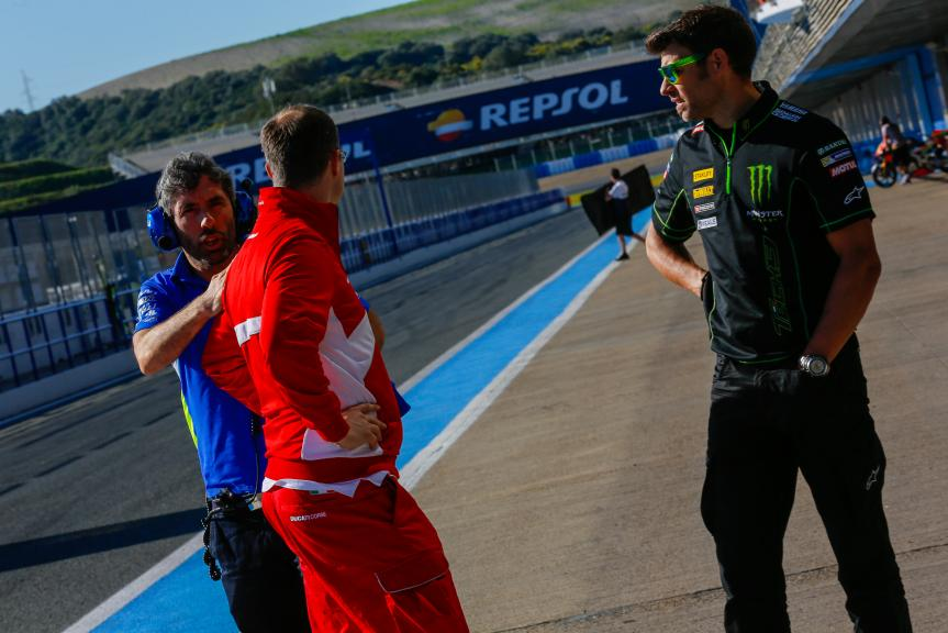 Jerez MotoGP Official Test
