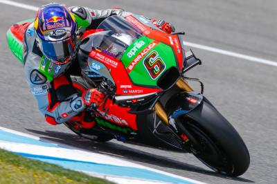 "Bradl: ""We need to do a bit more testing"""