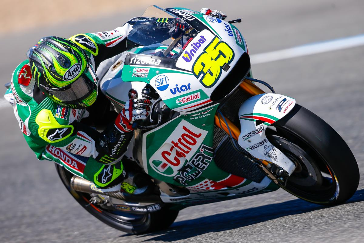 "Crutchlow: ""There are no excuses"" 