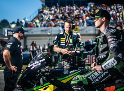 "Smith: ""Grande lavoro del mio team nei test"""