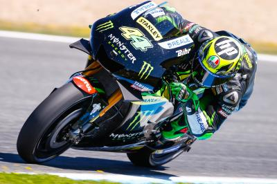 "Espargaro: ""It certainly was a challenging race"""