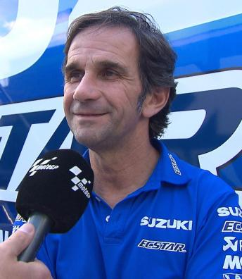 Davide Brivio on Suzuki's success