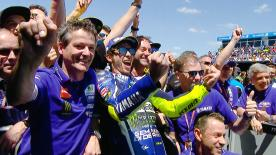 All the most unmissable moments from the #SpanishGP in one place!