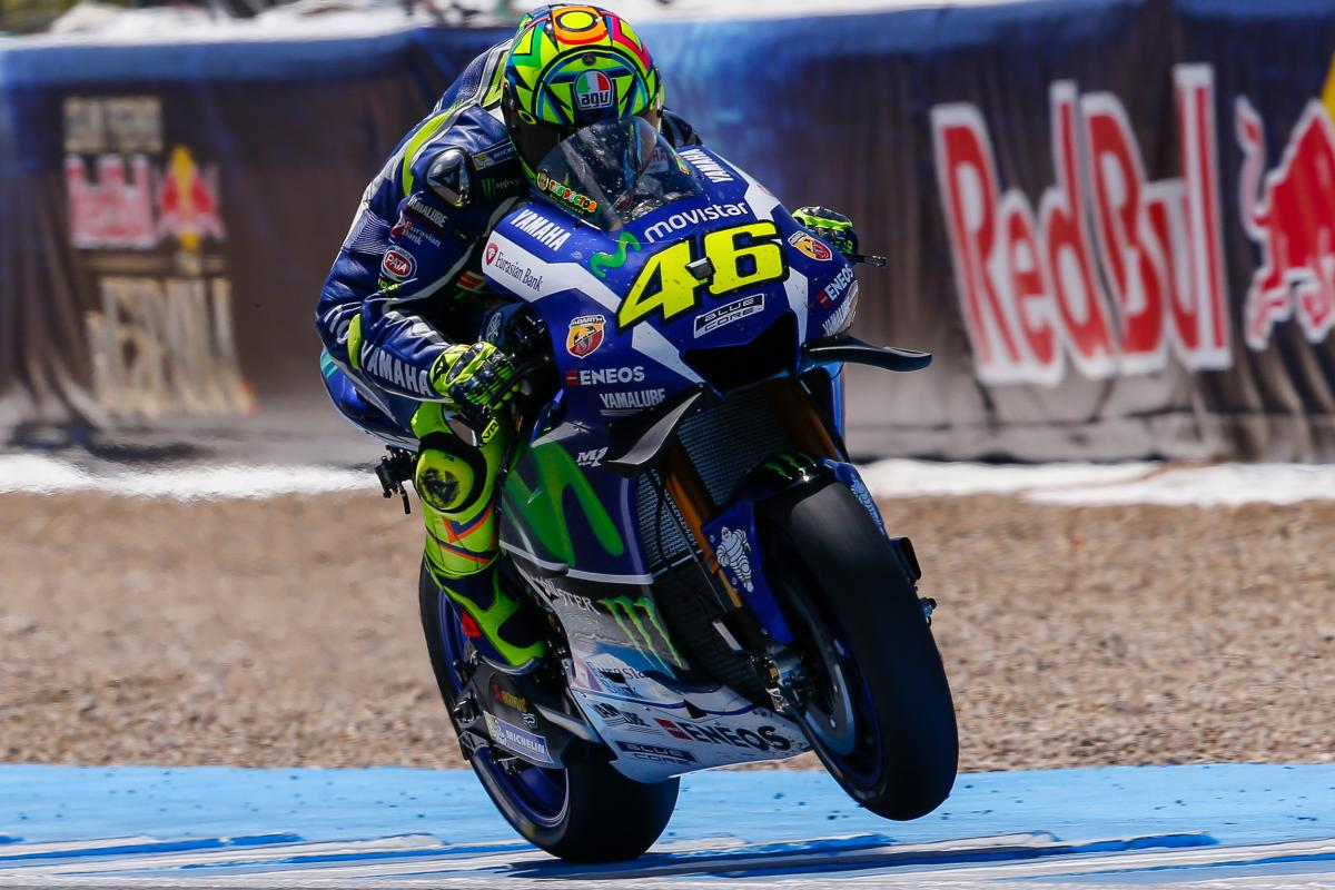 Rossi becomes ninth oldest winner | MotoGP™