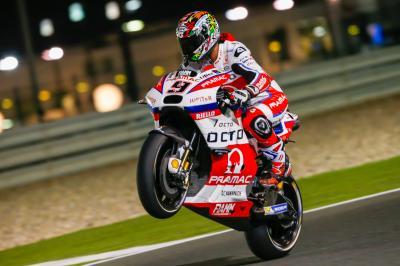 Petrucci rientra a Le Mans