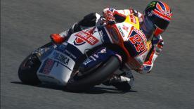 Sam Lowes habla con motogp.com sobre su reciente victoria en Jerez.