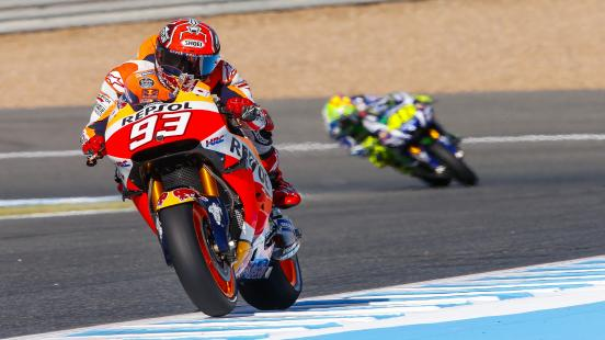 Consistent podium finishes in the first 4 rounds have kept Marquez on top. Can he continue his form in France?