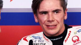 Scott Redding chatted to motogp.com ahead of the French GP about his resurgence in form in 2016 with the Octo Pramac Yakhnich Ducati team.