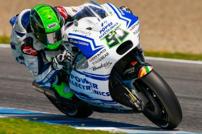 "Laverty: ""My aim is to make another top ten finish"""