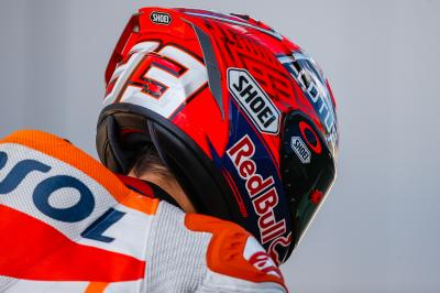 Márquez: «Le Mans tiene muchas variables»