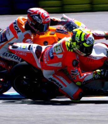 #TBT: Marquez & Iannone's spectacular scrap
