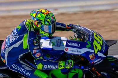 Rossi: «En Le Mans hay un montón de factores que vigilar»
