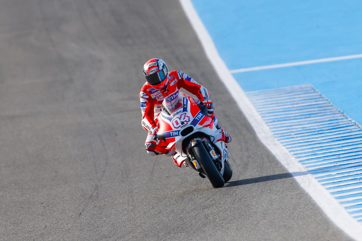 """Dovizioso: """"Every race weekend is completely different"""""""
