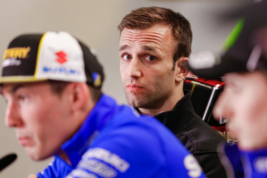 Johann Zarco, Ajo Motorsport, Press Conference, Monster Energy Grand Prix de France