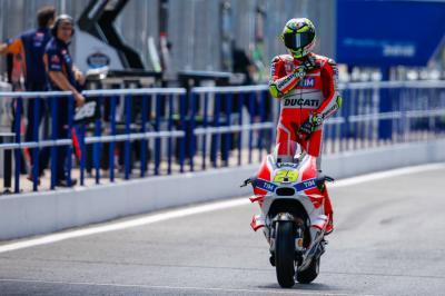 Iannone: «En Le Mans puedo mostrar mi verdadero potencial»