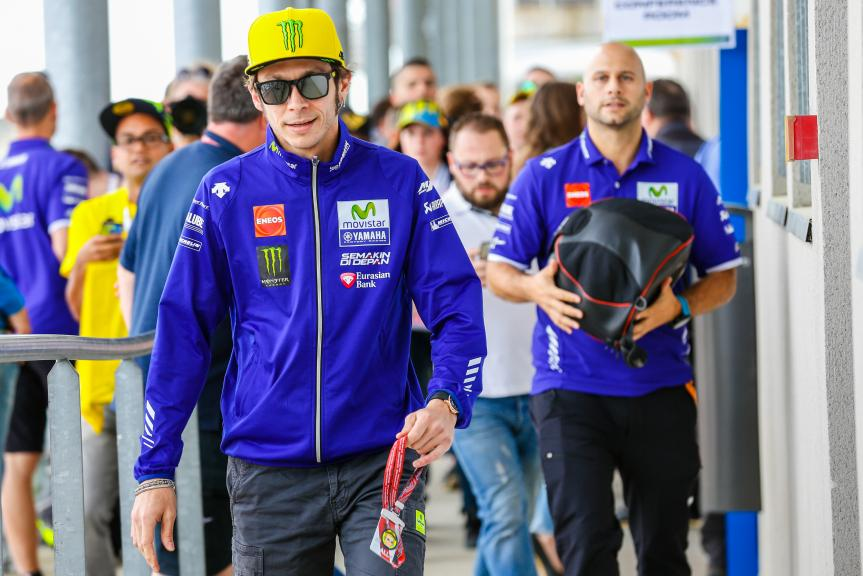 Valentino Rossi, Movistar Yamaha MotoGP, Press Conference, Monster Energy Grand Prix de France