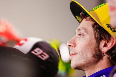 Rossi responds to Pedrosa rumours
