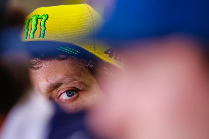 Valentino Rossi, Movistar Yamaha MotoGP, Press Conference, Monster Energy Grand Prix de France