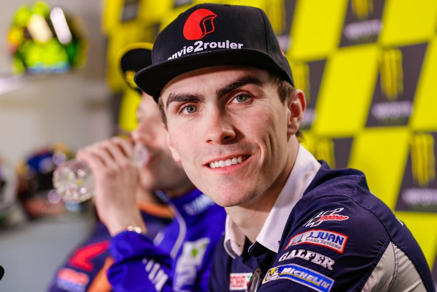 Loris Baz, Avintia Racing, Press Conference, Monster Energy Grand Prix de France
