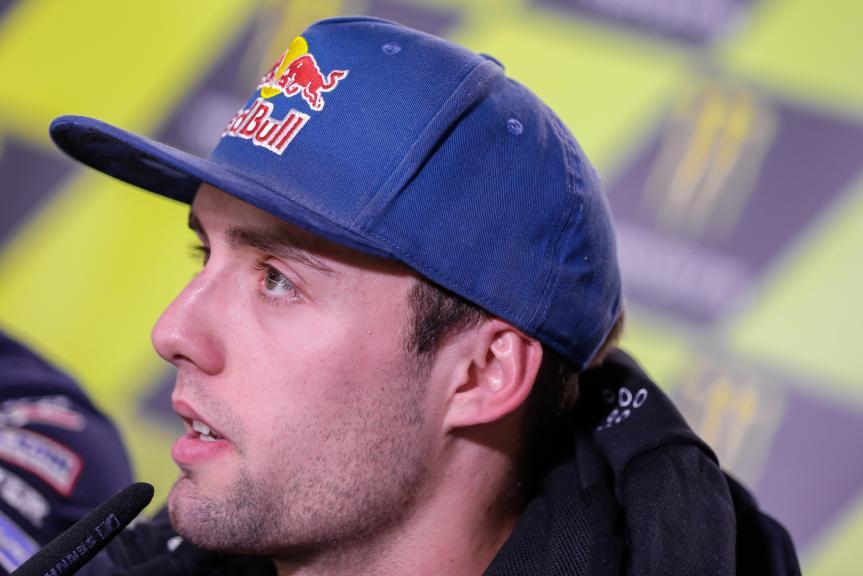 Jonas Folger, Dynavolt Intact GP, Press Conference, Monster Energy Grand Prix de France