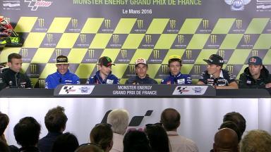 #FrenchGP: Die Pressekonferenz