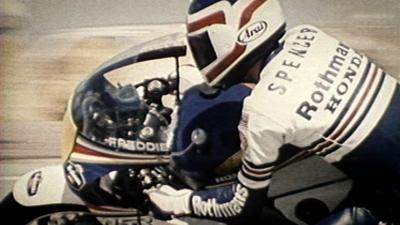 La légende 'Fast' Freddie Spencer