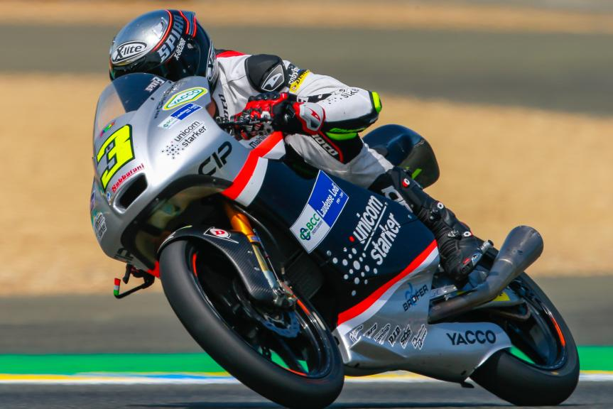Fabio Spiranelli, Monster Energy Grand Prix de France