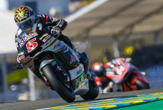 "Zarco: ""Every year we go faster"""