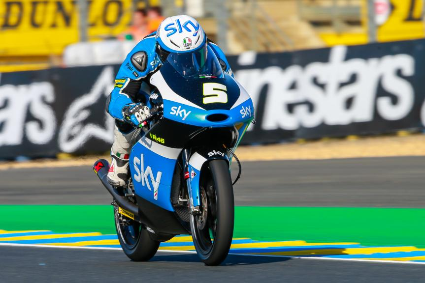 Romano Fenati, SKY Racing Team VR46, Monster Energy Grand Prix de France