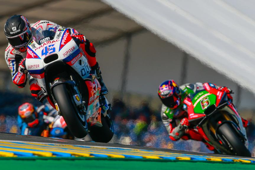 Scott Redding, OCTO Pramac Yakhnich, Stefan Bradl, Aprilia Racing Team Gresini, Monster Energy Grand Prix de France