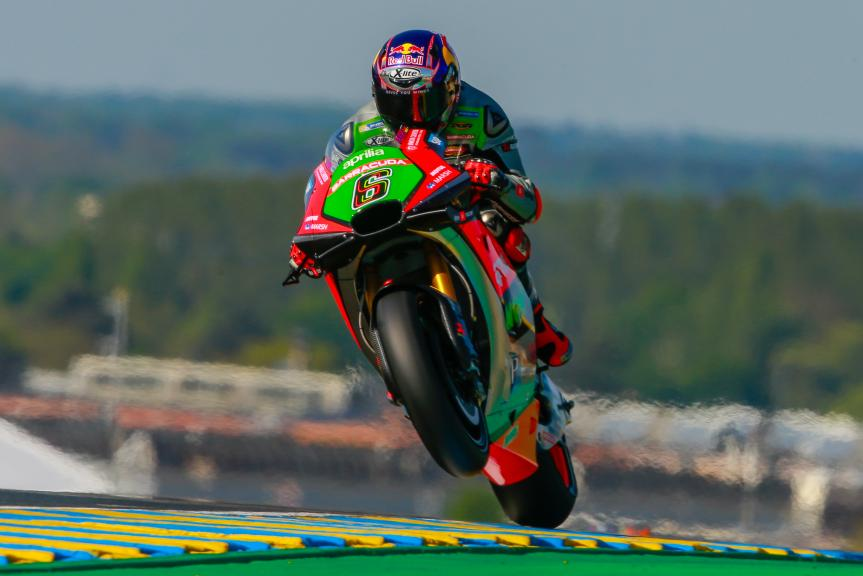 Stefan Bradl, Aprilia Racing Team Gresini, Monster Energy Grand Prix de France