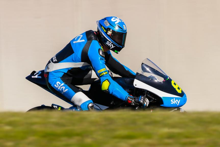 Nicolo Bulega, SKY Racing Team VR46, Monster Energy Grand Prix de France