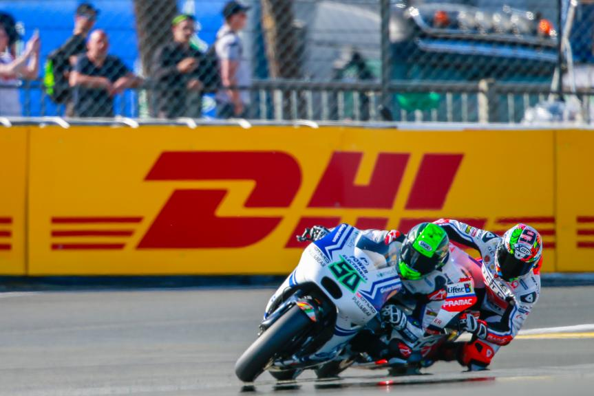Eugene Laverty, Aspar Team MotoGP, Danilo Petrucci, OCTO Pramac Yakhnich, Monster Energy Grand Prix de France