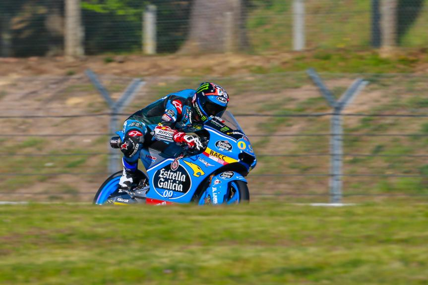Jorge Navarro, Estrella Galicia 0,0, Monster Energy Grand Prix de France
