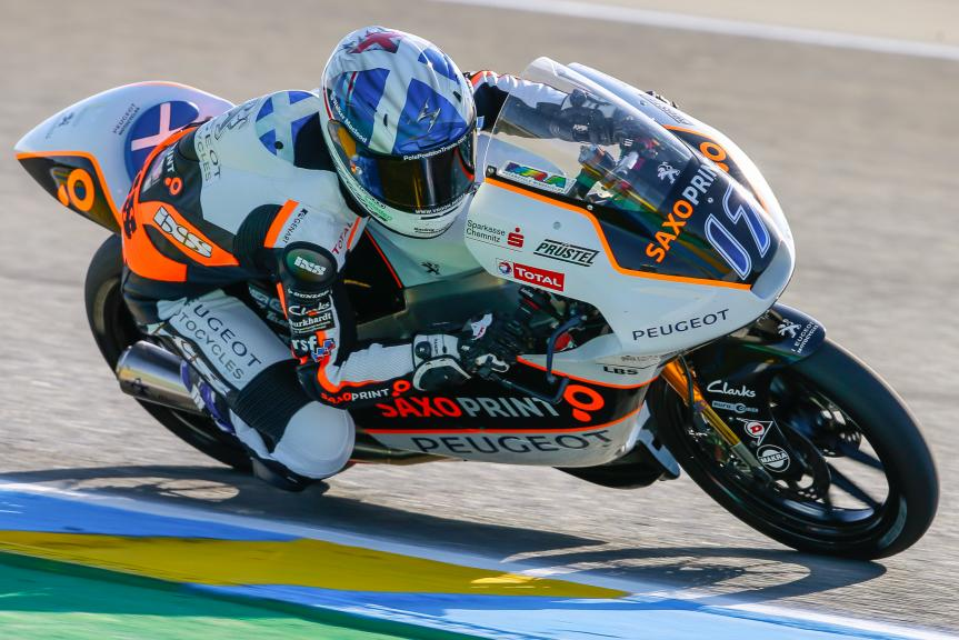 John Mcphee, Monster Energy Grand Prix de France