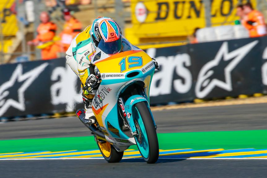 Gabriel Rodrigo, RBA Racing Team, Monster Energy Grand Prix de France