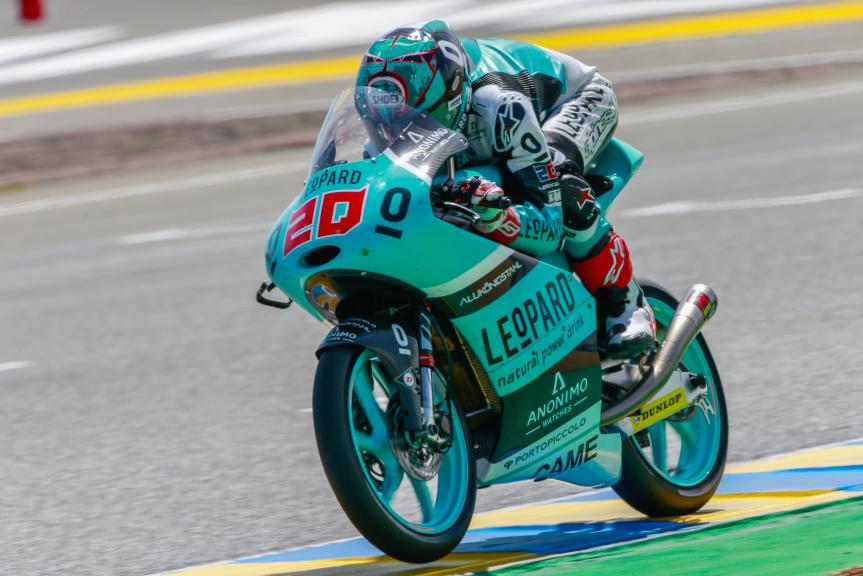 Fabio Quartararo, Leopard Racing, Monster Energy Grand Prix de France