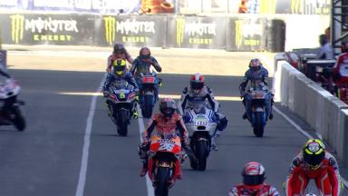 #FrenchGP : MotoGP™ FP1