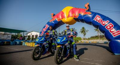 Red Bull 'Road to Rookies' joins Suzuki GIXXER Cup
